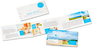 Corporate Design, Ostsee-Holthuus